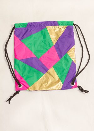 Gold-Purple-Pink-Green-Drawstring-Backpack-Front-Zoom-