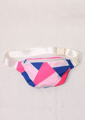 Hot Pink Colorful Fanny Pack 3