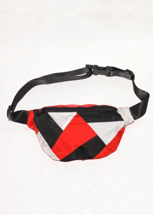 Red Colorful Fanny Pack 1